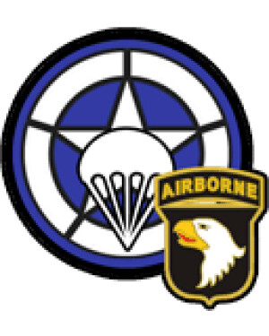 US ARMY - 101st Airborne Division