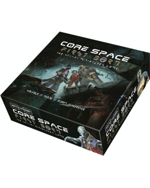 CORE SPACE FIRST BORN PREORDERS