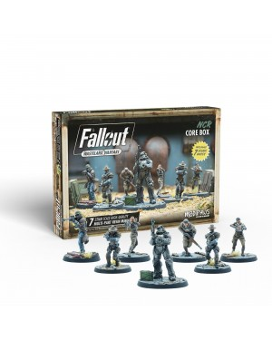 FALLOUT: WASTELAND WARFARE PREORDERS